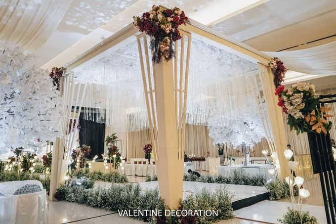 Ludwig & Eve Wedding Decoration by Valentine Wedding Decoration - 025