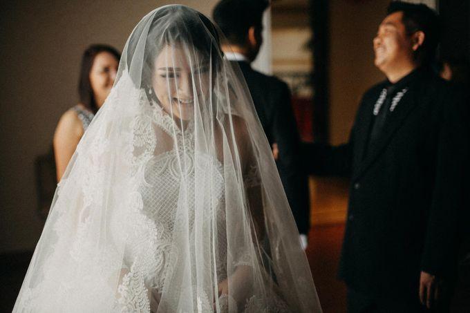 CALVIN & SANTI WEDDING by HAPE by MA Fotografia - 025