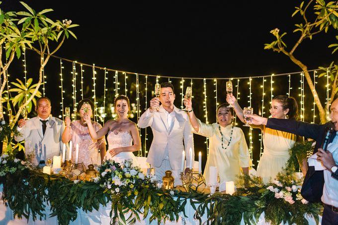 Wedding of Aliff Ali Khan & Aska Ongi by Gusde Photography - 022