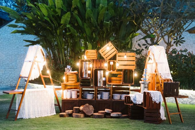 Nagisa Bali Wedding For Anh & Steven by Nagisa Bali - 019