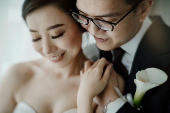 Leonard & Shieng Wedding by Casablanca Design - 025