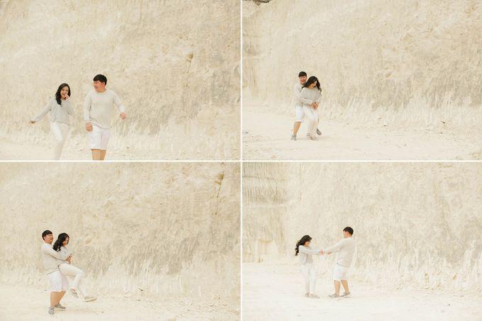 PRE - WEDDING SAMUEL & MERISA BY HENOKH WIRANEGARA by All Seasons Photo - 021