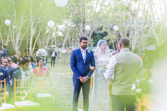 Wedding of Prabudhi & Thilina by DR Creations - 028