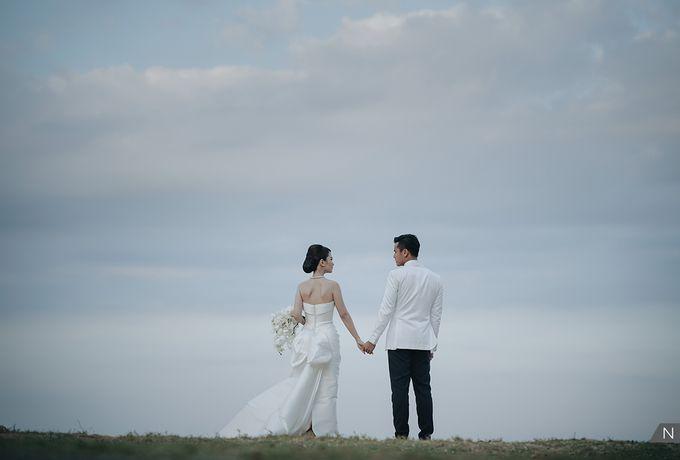 Dion Wiyoko & Fiona Wedding by Djampiro Band Bali - 025
