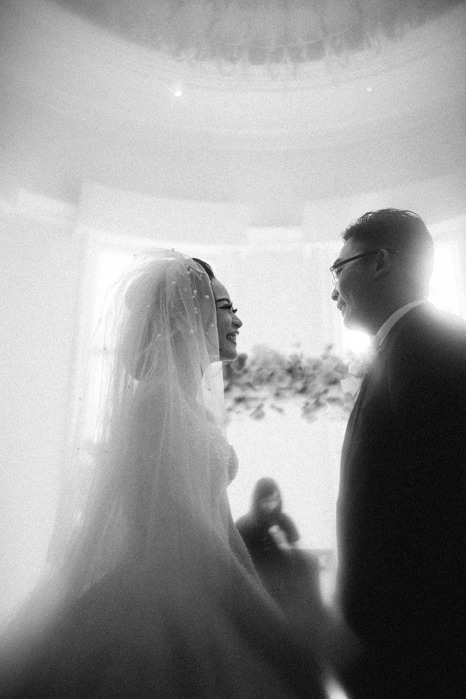 HENDRA & JENNY WEDDING by DHIKA by MA Fotografia - 025