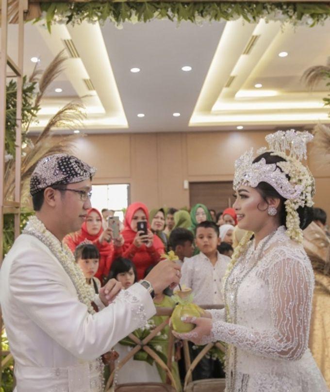 The Wedding Of Novi & Sandy by Pandjava Culinary Service - 024
