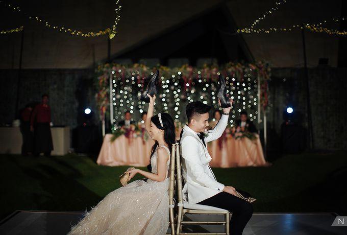 Jason & Brigitta Wedding by Majestic Events - 027