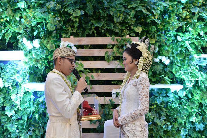 The Wedding of Iqbal & Ranny by Khayim Beshafa One Stop Wedding - 017