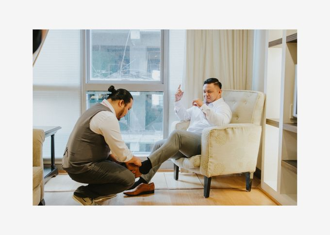 Vince and Rhosiel Wedding by Fiat Lux Productions - 016