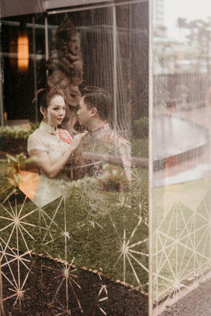 The Wedding of Leon & Audrey by Hotel Indonesia Kempinski Jakarta - 024