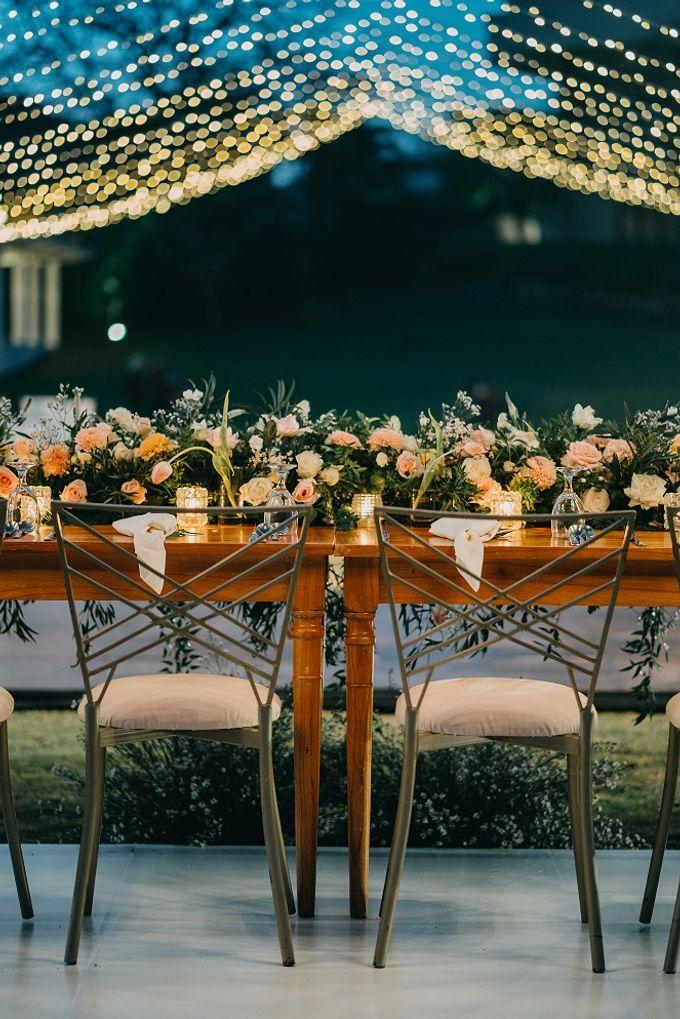Nagisa Bali Wedding for Neel & Davina by Nagisa Bali - 025