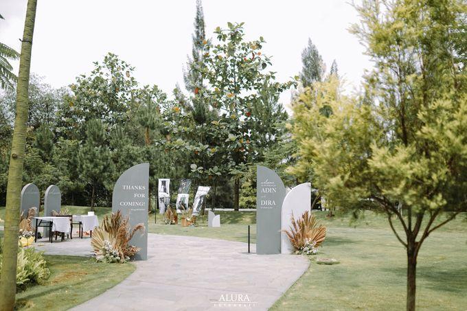 the wedding Adin&Dira by THE HIVE BUMI PANCASONA - 010