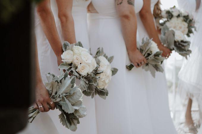 Mindy & Cameron Wedding at W Hotel Bali by AKSA Creative - 025
