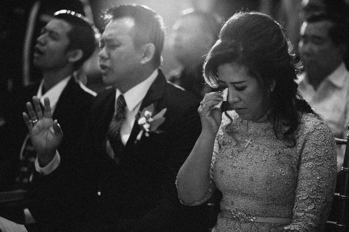 DAVID & FELICIA WEDDING by DHIKA by MA Fotografia - 025