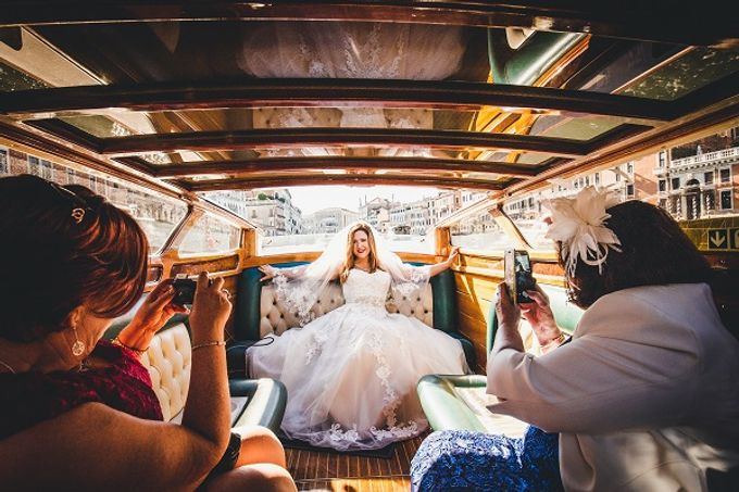 Luxury wedding in Venice by CB Photographer Venice - 005