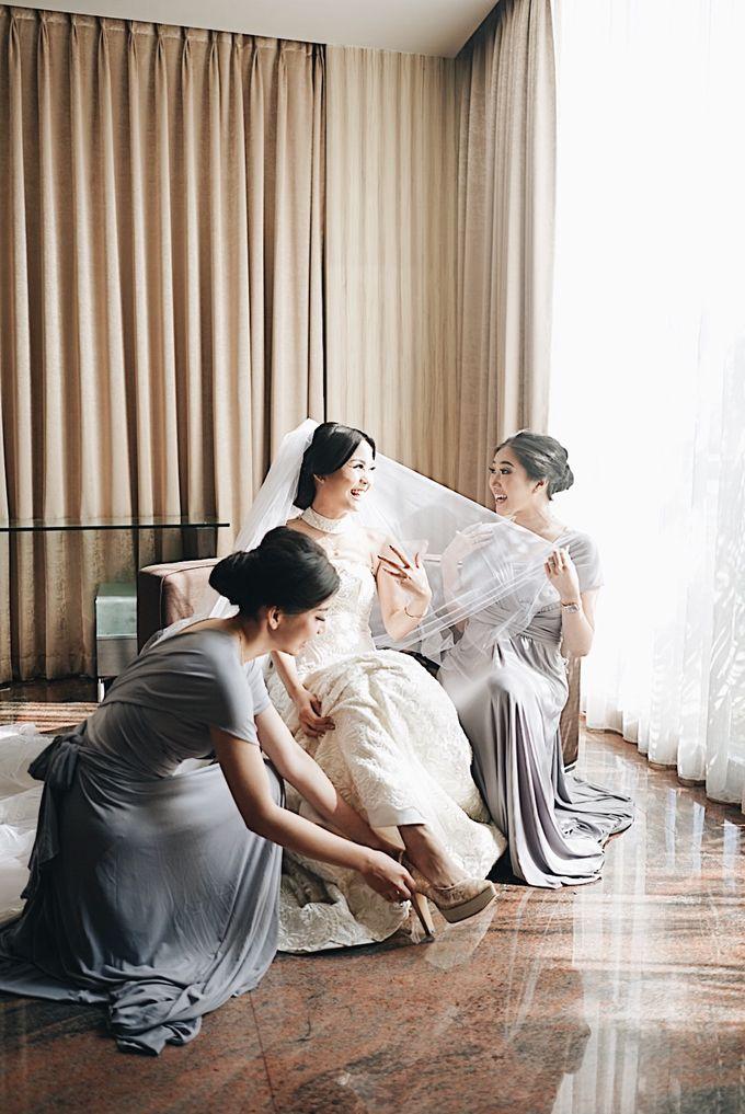 Aldi & Windy Wedding Day by Écru Pictures - 014