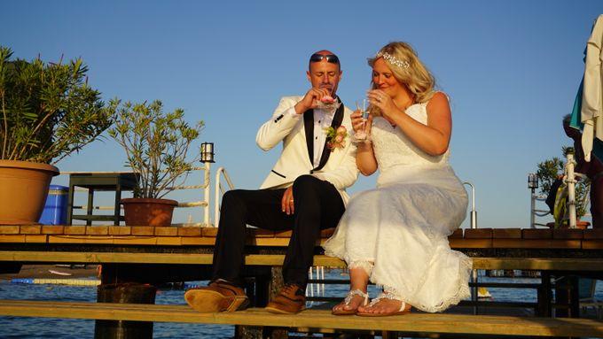 Wedding by the sea in Antalya -Lucy & Daniel- by Wedding City Antalya - 024