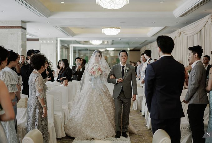 Felix & Hanna Wedding by Shangri-La Hotel - 025