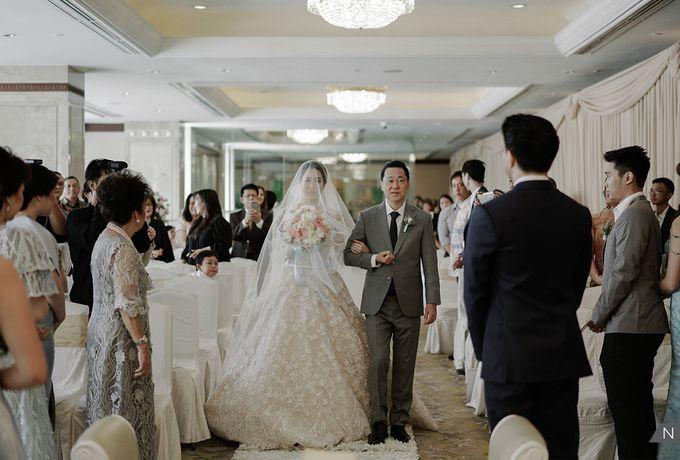 Felix & Hanna Wedding by Yogie Pratama - 025