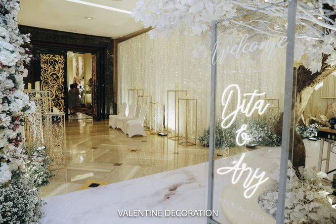Ary & Dita  Wedding Decoration by MY MUSE BY YOFI - 025