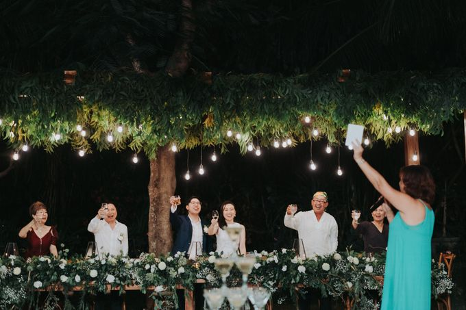 The Wedding of Shahril & Vivian by BDD Weddings Indonesia - 022