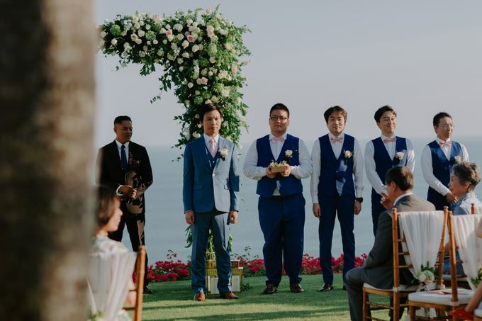 The Wedding of Ryoichi & Stephanie by BDD Weddings Indonesia - 020