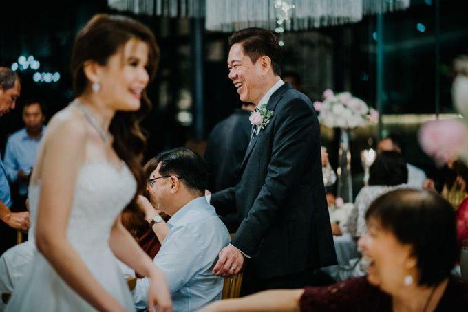 The Wedding of Larrie & Vivienne by BDD Weddings Indonesia - 025