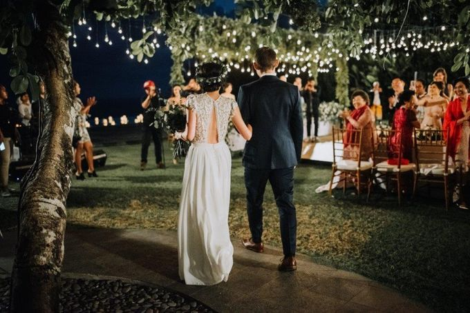 The Wedding of Christoph & Jessica by BDD Weddings Indonesia - 025