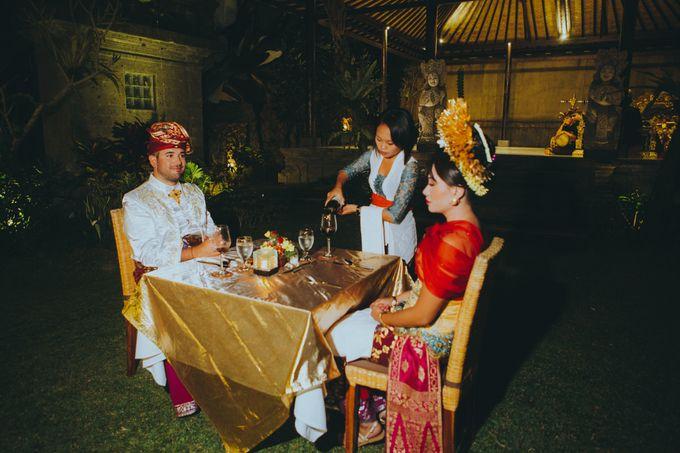 Wedding at the Balinese House by De Umah Bali - 003
