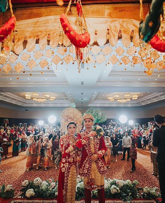 Rizko frisca wedding by Chandira Wedding Organizer - 006