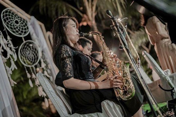 Samuel & Mutiara Wedding by Remember Music Entertainment - 018