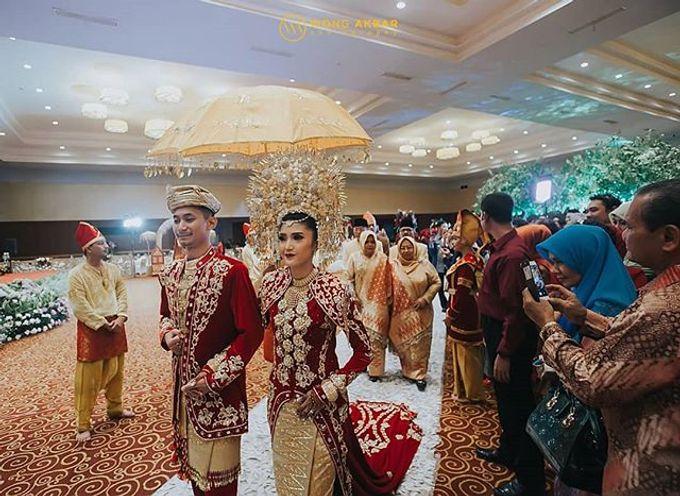 Rizko frisca wedding by Chandira Wedding Organizer - 014
