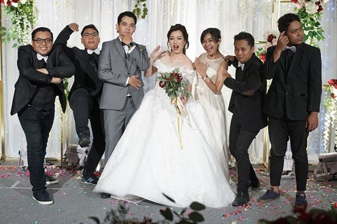 Hary & Meicy Wedding by Remember Music Entertainment - 001