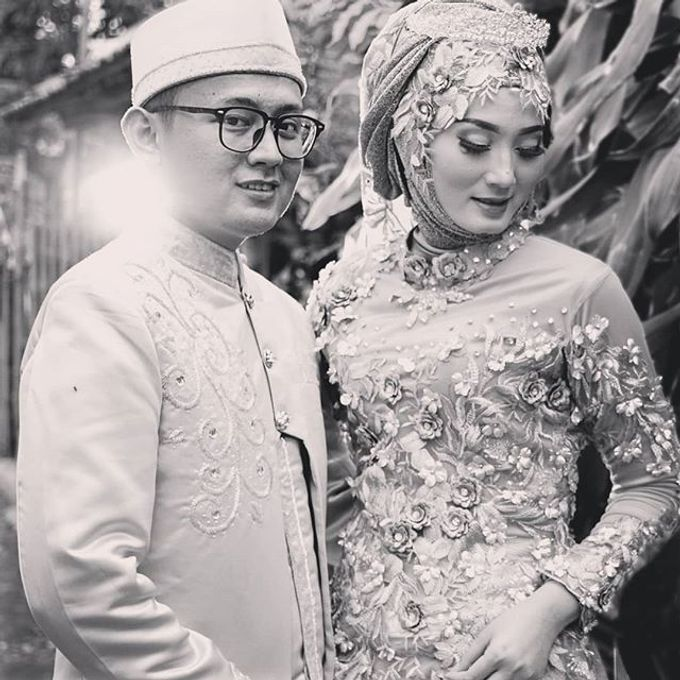 Wedding of Lesi and Koko by Yossa Yogaswara Photography - 007
