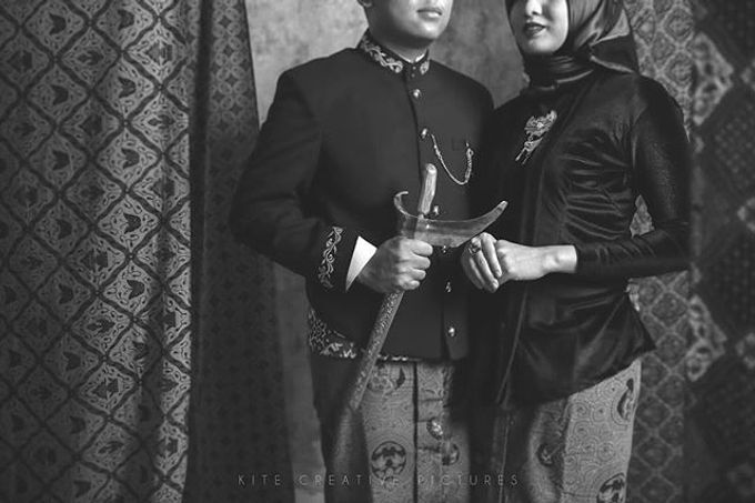 Mona & Adit by Kite Creative Pictures - 001