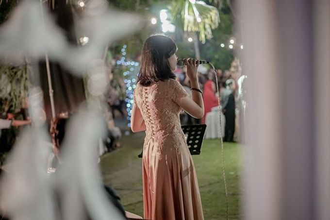 Samuel & Mutiara Wedding by Remember Music Entertainment - 011