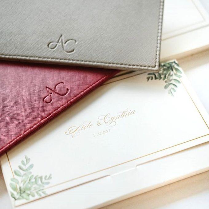 Moeny & Card Wallet by Le'kado - 004