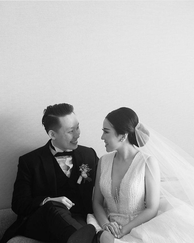 The Wedding of  Yohanes & Cheryl by Ellinorline Gift - 009