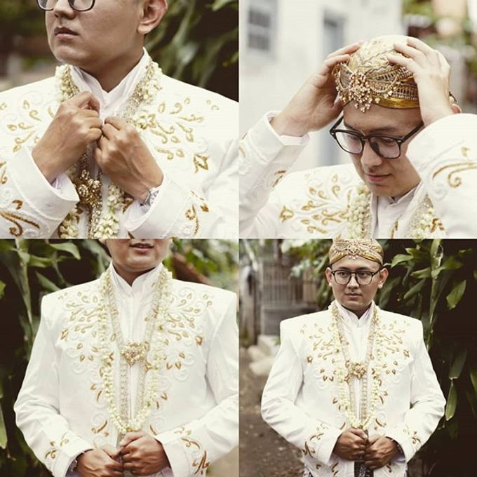 Wedding of Lesi and Koko by Yossa Yogaswara Photography - 009