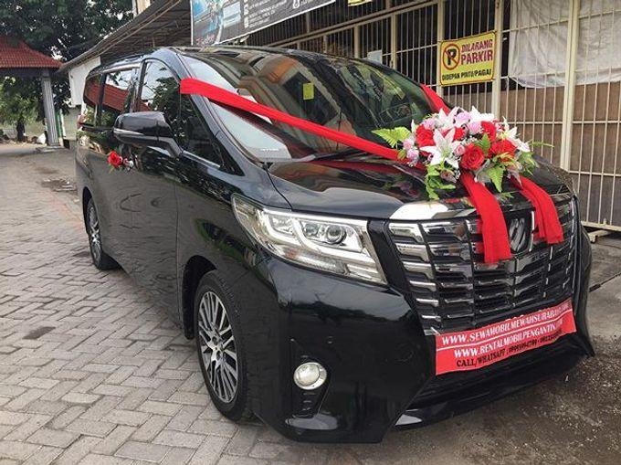 Sewa Mobil Alphard Surabaya,Rental Mobil Pengantin by SENTOSA JAYA VIP WEDDING CARS SURABAYA - 002