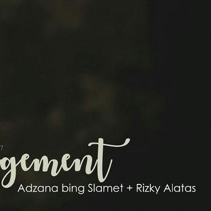 Engagement Adzana & Rizky by Chandira Wedding Organizer - 017