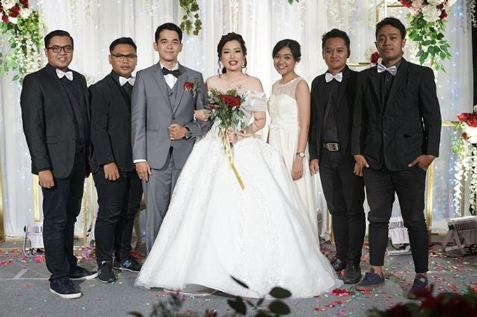 Hary & Meicy Wedding by Remember Music Entertainment - 002