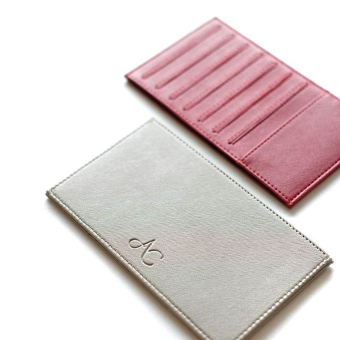 Moeny & Card Wallet by Le'kado - 005