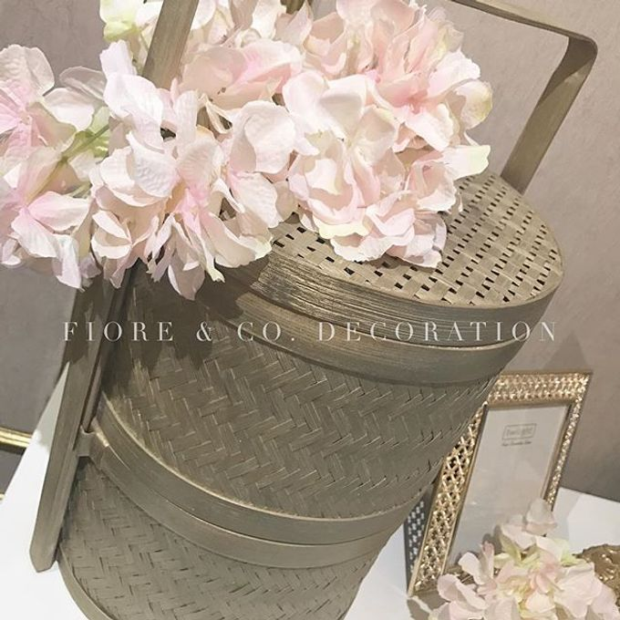 PASTEL-GLAM MINI GALLERY by FIORE & Co. Decoration - 004