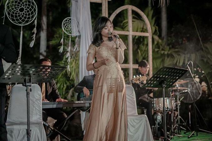 Samuel & Mutiara Wedding by Remember Music Entertainment - 008