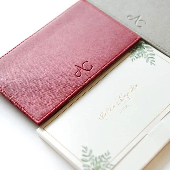Moeny & Card Wallet by Le'kado - 003