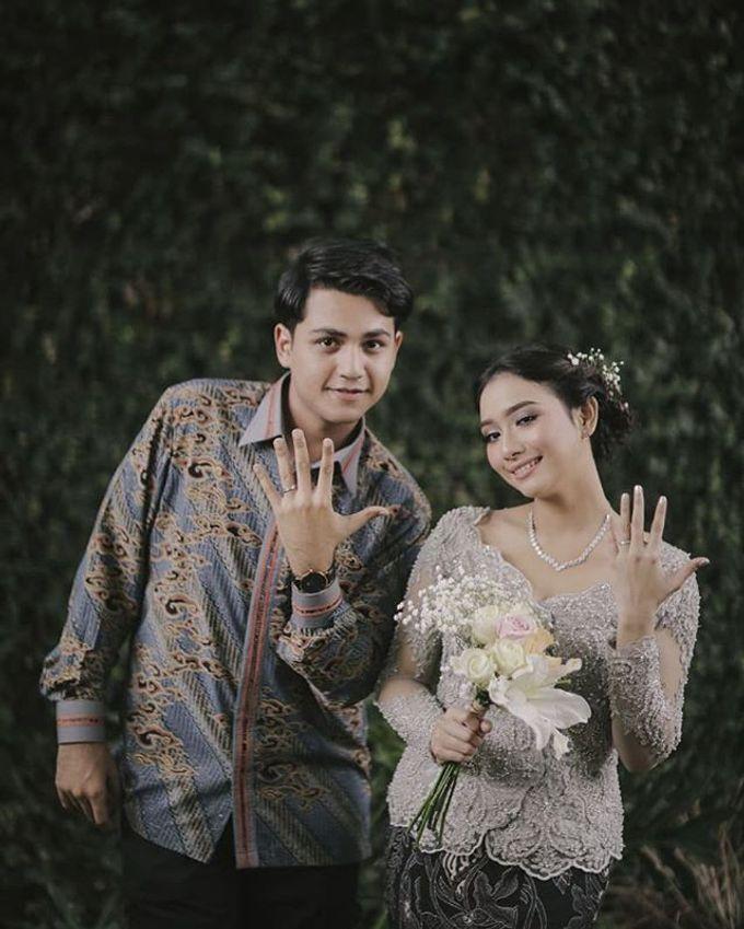 Engagement Adzana & Rizky by Chandira Wedding Organizer - 025