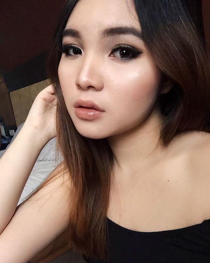 Test Makeup by Juny Veniera Makeup Artist - 004