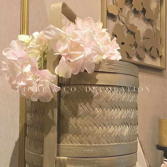 PASTEL-GLAM MINI GALLERY by FIORE & Co. Decoration - 005