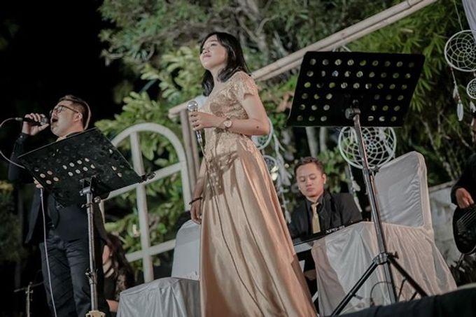 Samuel & Mutiara Wedding by Remember Music Entertainment - 003